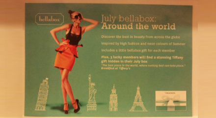 Bellabox July