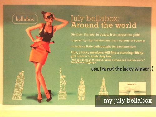 My July's Bellabox