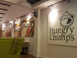 Hungry Chimps