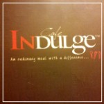 Cafe Indulge – Indulging or not