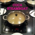 Xmas steamboat buffet at Coca Takashimaya