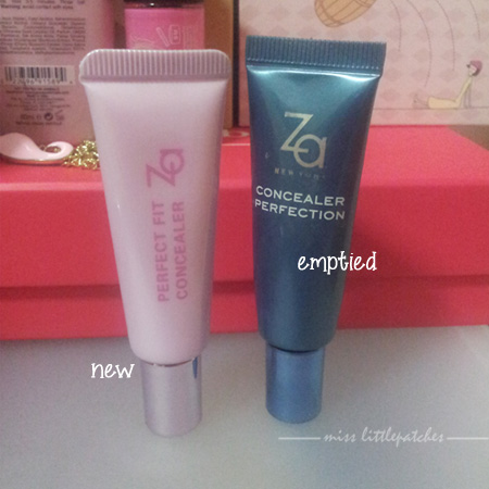 ZA Perfection Concealer
