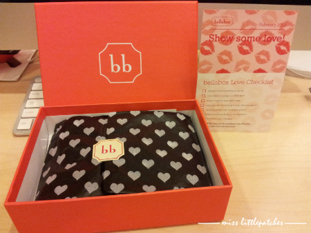 Feb13 - Show some love with Bellabox