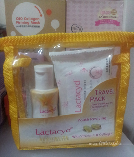 Lactacyd Travel Pack