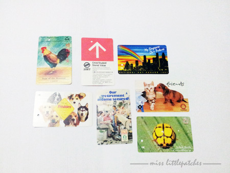 MRT Cards