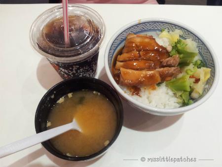 JL - Teriyaki Chicken