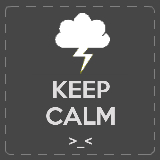 Keeping Calm…