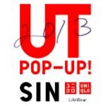 Uniqlo UT POP-UP 2013, Singapore
