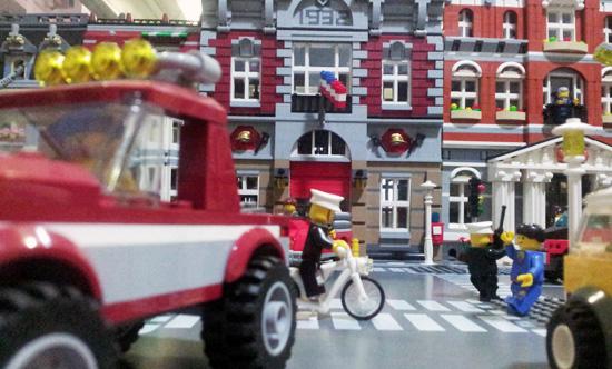 Brick2Brickz - Fire Station