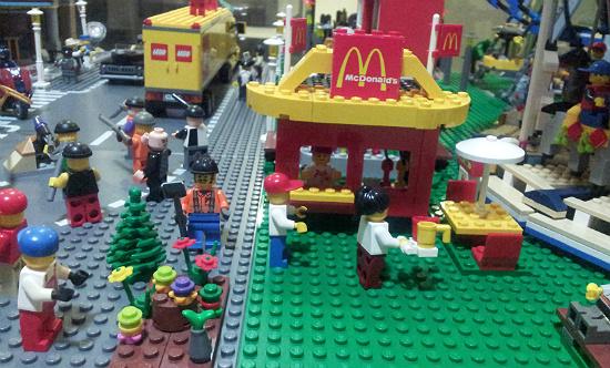 Brick2Brickz - McDonald's