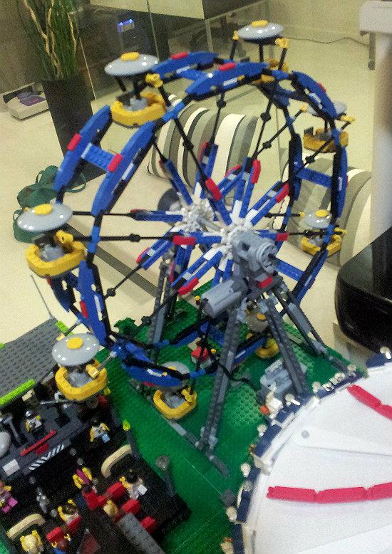 Brick2Brickz - Ferris Wheel