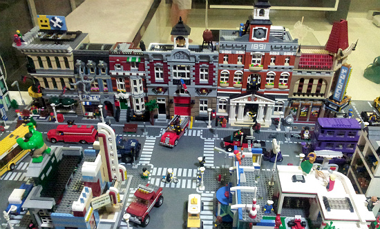 Brick2Brickz - City View