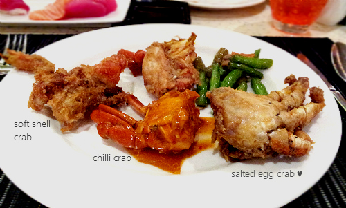 how to make soft shell crab with salted egg