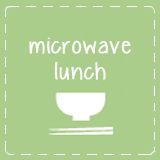 A day through my lens – Microwave Food