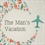 The Man Vacation Cover