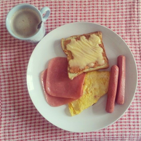 Homecooked Breakfast