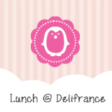 Lunch at Delifrance