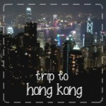Day 2 in Hong Kong – Trip to Lantau Island