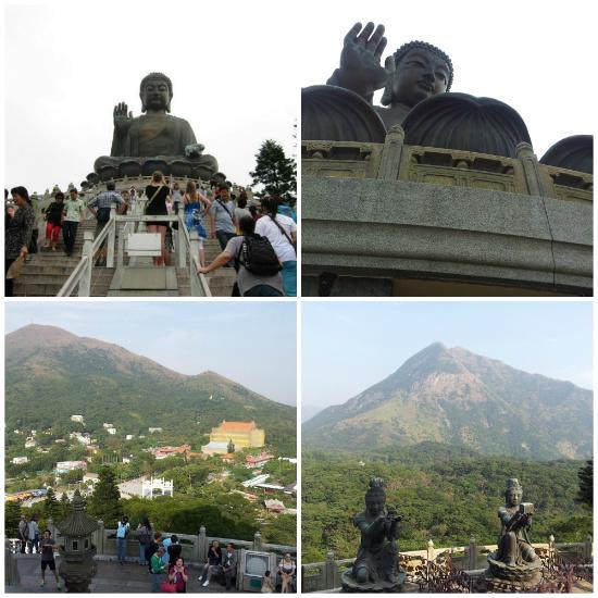 Lantau Island - Big Buddha