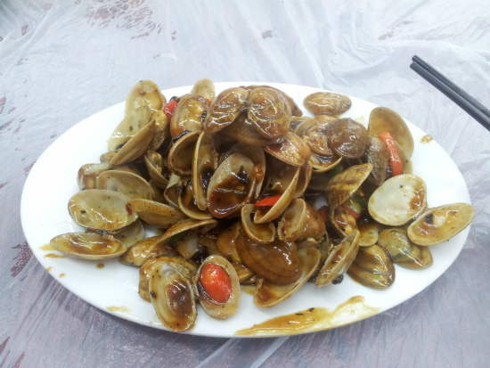 明記飯店 - Clams in Black Beans Sauce