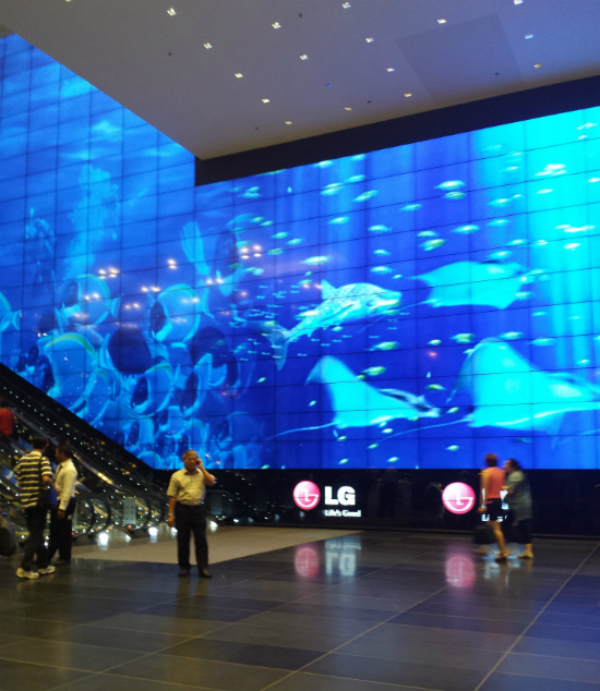 LED Digital Wall