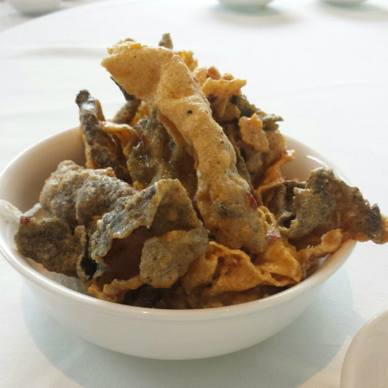 Fried Fish Skin - Tung Lok Signatures