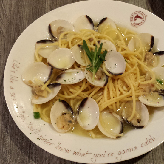 Vongole Ole - Manhattan Fish Market