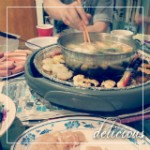 Xmas Gathering Part 1 – Steamboat cum BBQ Dinner