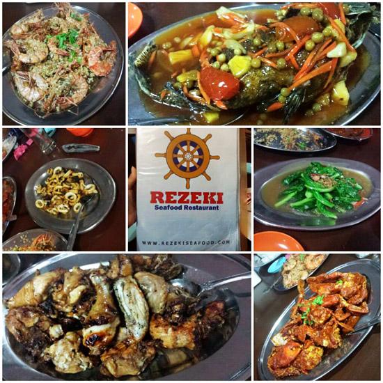 Rezeki Seafood Restaurant - Batam