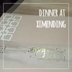 Dinner at Xi Men Ding (西门町) VivoCity