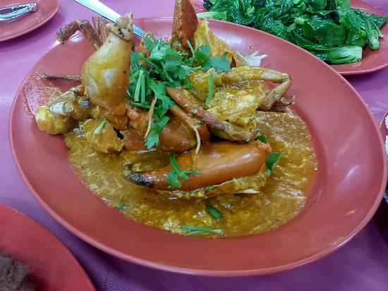 Ban Leong Wah Hoe - Chilli Crab