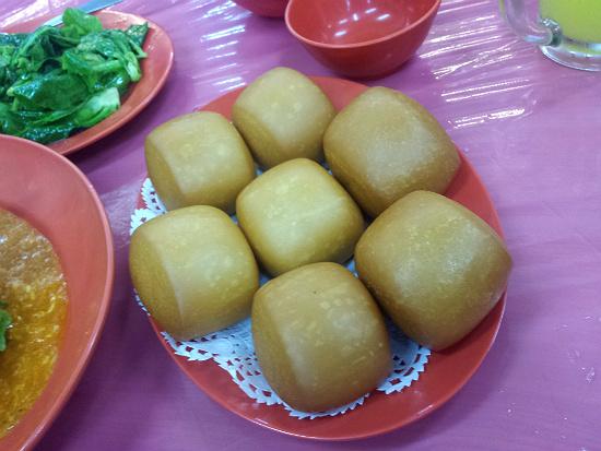 Ban Leong Wah Hoe - Fried Bun