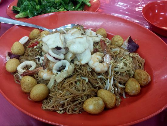 Ban Leong Wah Hoe - Birthday Noodle
