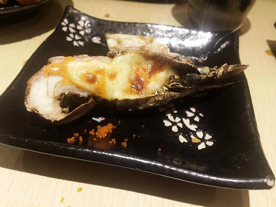 Baked Crayfish