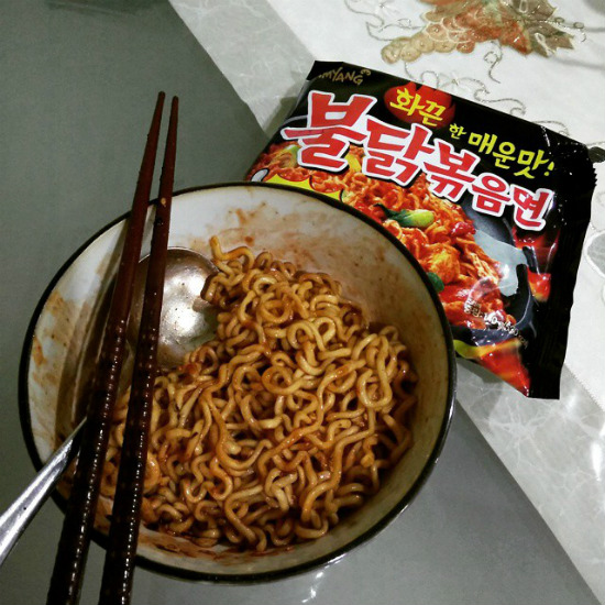 Let's Eat – Korean Spicy Noodle | misslittlepatches