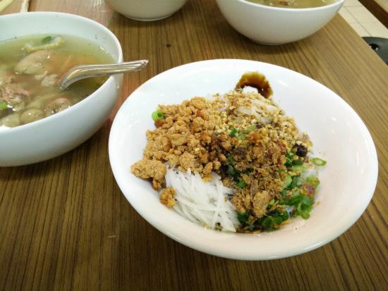 Mandalay Style - Shan Rice Noodle
