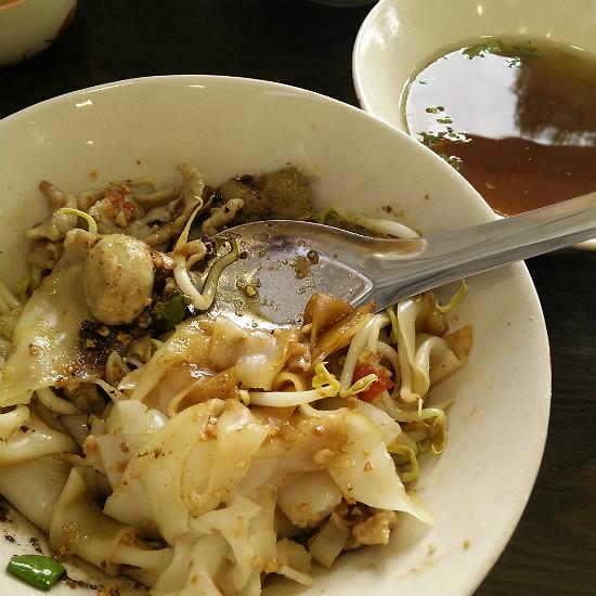 Boat Noodle @ Noodle Cafe