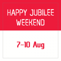 Happy Jubilee Weekend