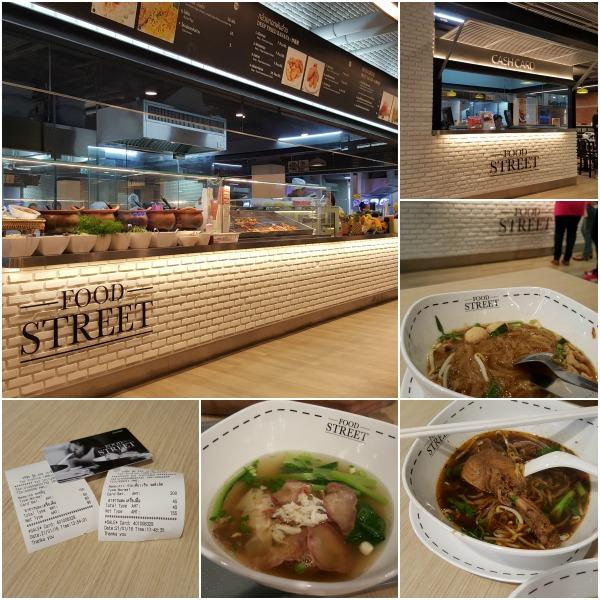 TheStreet - Foodcourt